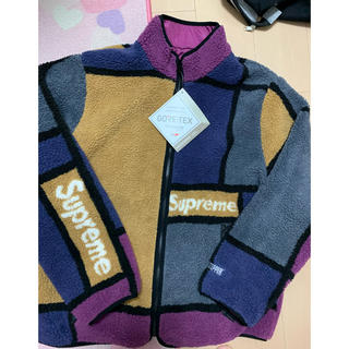 Supreme - 激レアXL!supremeリバーシブル Colorblocked Fleece