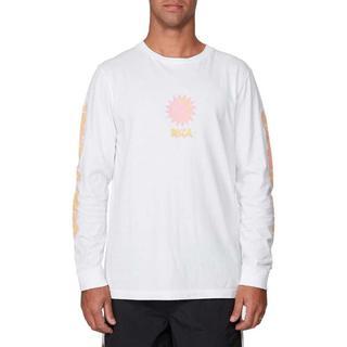 ルーカ(RVCA)の【Rvca】 Cruel Summer Ls Tee長袖Tシャツ(Tシャツ/カットソー(七分/長袖))