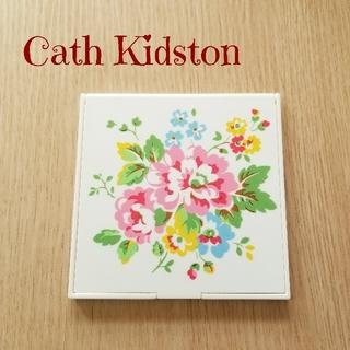 キャスキッドソン(Cath Kidston)の【ほぼ未使用】✨Cath Kidston✨花柄ミラー(ミラー)