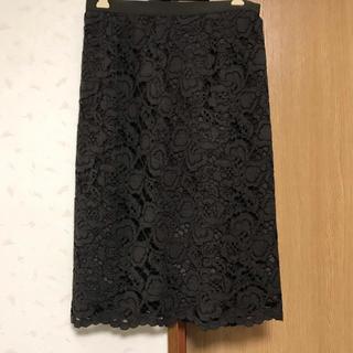 ANAYI - アナイ レースタイトスカート