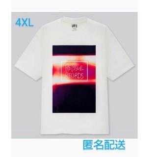 UNIQLO - 【値下げ】 新品 ユニクロ 4XL 米津 玄師 Tシャツ UT コラボ ホワイト