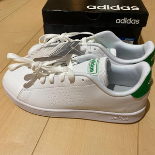 adidas - 新品 アディダス スニーカー 24.5