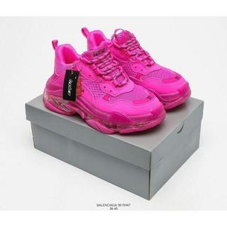 Balenciaga - Balenciaga Triple S pink