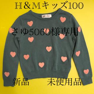 エイチアンドエム(H&M)のH&Mキッズ セーター100〜105(ニット)