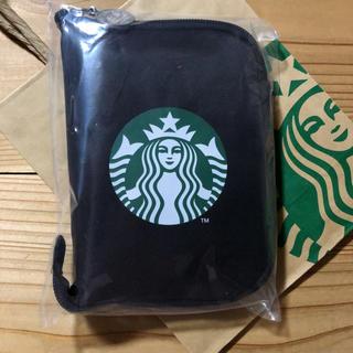Starbucks Coffee - ☆新品未開封☆スターバックスTOGOポケッタブル スタバ エコバッグ ブラック
