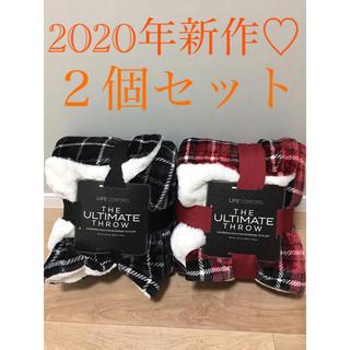 コストコ(コストコ)の新品未使用♡コストコ毛布♡コストコブランケット♡ライフコンフォート(毛布)