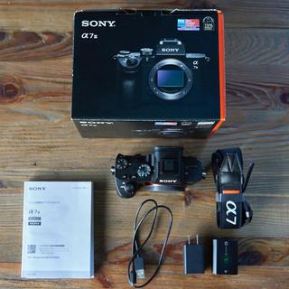 SONY - Sony α7Ⅲ ILCE-7M3
