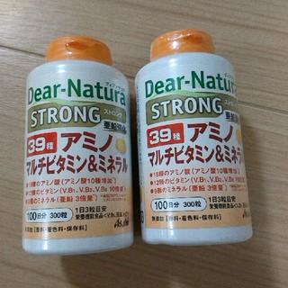アサヒ - アサヒ ディアナチュラ ストロング 39種アミノマルチビタミン&ミネラル 新品