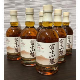 キリン - 富士山麓 樽熟 50° 希少ボトル ウイスキー 匿名発送