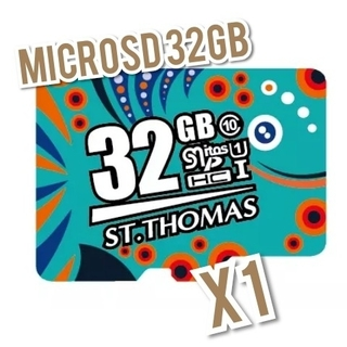 マイクロSDカード 32GB 1枚 97MB/s 高速 class10 TFRS(その他)