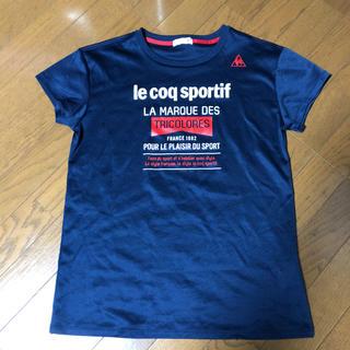 ルコックスポルティフ(le coq sportif)のルコック スポーツ用ティーシャツ(Tシャツ(半袖/袖なし))