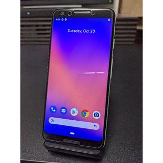 Google Pixel 3 本体 Clearly White 128GB