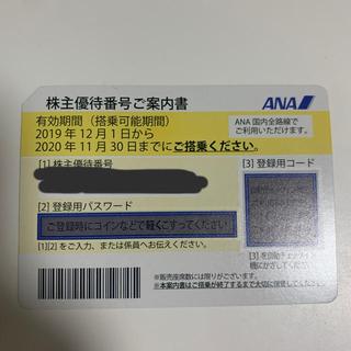 エーエヌエー(ゼンニッポンクウユ)(ANA(全日本空輸))のANA 株主優待券 10枚(航空券)