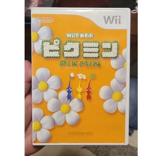 Wii - ピクミン Wii ソフト