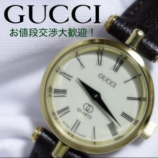 Gucci - 2020/10電池交換済【優良VIN】グッチ・シェリー N166