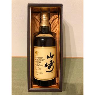 サントリー - サントリー 山崎12年 750ml ピュアモルト ウイスキー 古酒