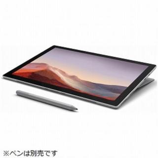 マイクロソフト(Microsoft)の未開封 SurfacePro7 VDV-00014 office付(ノートPC)