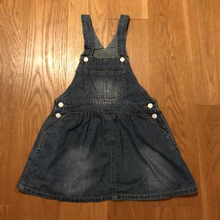 BeBe - ベベ ジャンパースカート