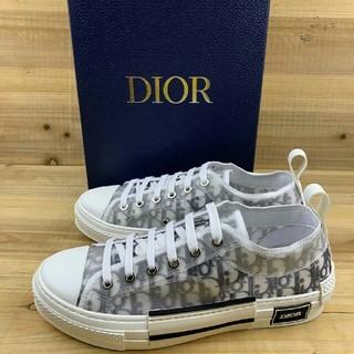 Dior - Dior ディオール ロゴ  スニーカー 26cm