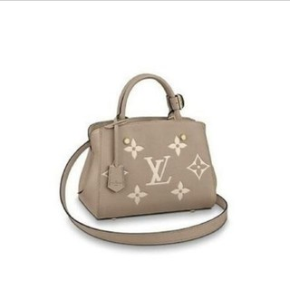 """LOUIS VUITTON - 新作 限定】""""完売必須"""" ルイヴィトン モンテーニュBB バッグ"""
