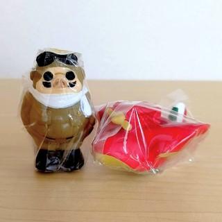 ジブリ - 【新品】 ポルコロッソ サボイアS-21  指人形 紅の豚 ジブリ