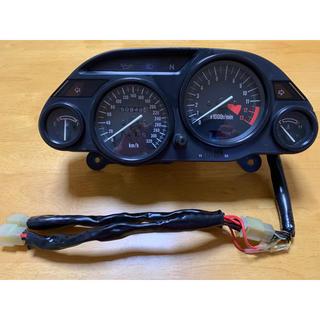 カワサキ(カワサキ)のGPZ900R用ZZR1000メーター(パーツ)