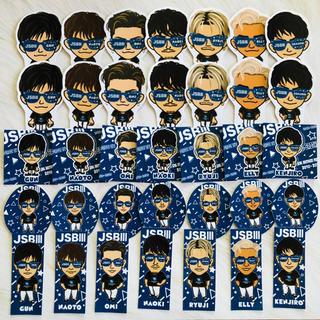 サンダイメジェイソウルブラザーズ(三代目 J Soul Brothers)の三代目 フレークシール perfect year(シール)