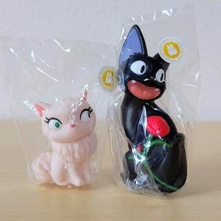 ジブリ - 【新品】カーネーションとジジ リリー 指人形 魔女の宅急便 ジブリ