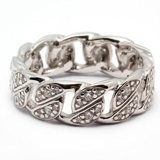 アヴァランチ(AVALANCHE)のアヴァランチ silver925 マイアミリング 指輪 アバランチ シルバー(リング(指輪))