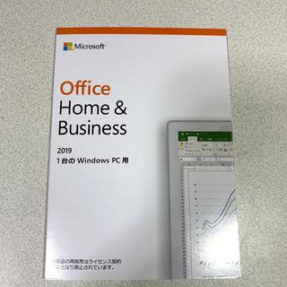 マイクロソフト(Microsoft)のOffice home 2019(PC周辺機器)