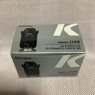 PENTAX - HD PENTAX−D FA 28-105mm f3.5-5.6 EDDCWR