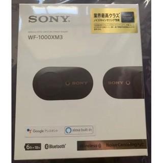 SONY - 新品未使用 SONY ソニー WF-1000XM3