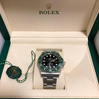 ROLEX - ロレックス グリーンサブ 126610LV 未使用品 その1