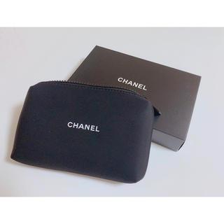 CHANEL - シャネル ポーチ メイクポーチ コスメセット限定ポーチ CHANEL