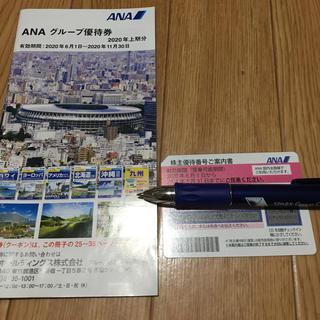 エーエヌエー(ゼンニッポンクウユ)(ANA(全日本空輸))のANA優待券 グループ優待券(航空券)