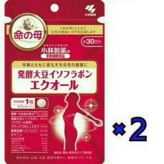 小林製薬 - エクオール 2袋