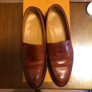トッズ(TOD'S)のTOD'Sレディスシューズ35(22・5センチ)(ローファー/革靴)