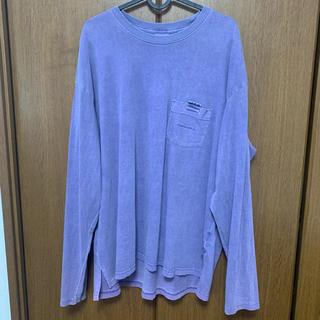 スタイルナンダ(STYLENANDA)のthisisneverthat(Tシャツ/カットソー(七分/長袖))