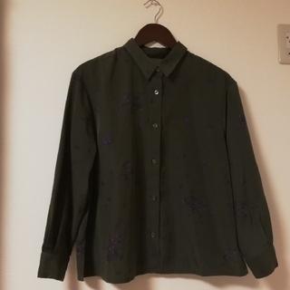 ハコ(haco!)のフェリシモ haco! カ-キシャツ(シャツ/ブラウス(長袖/七分))