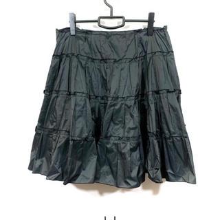 フォクシー(FOXEY)のフォクシーふんわりバルーン素敵なスカート♪(ひざ丈スカート)