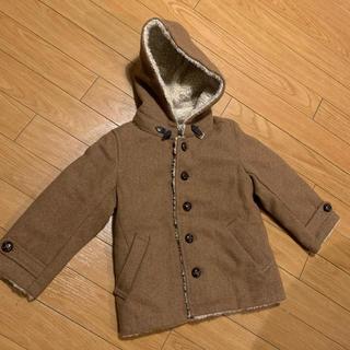 ザラキッズ(ZARA KIDS)のザラ ウールコート Zara boys 2-3  98cm(ジャケット/上着)