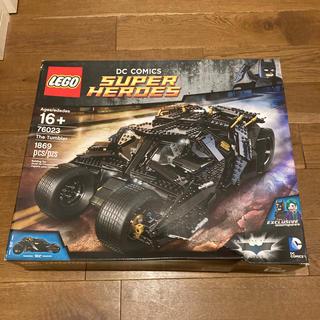 レゴ(Lego)の新品 レゴ  LEGO 76023 タンブラー The Tumbler (その他)