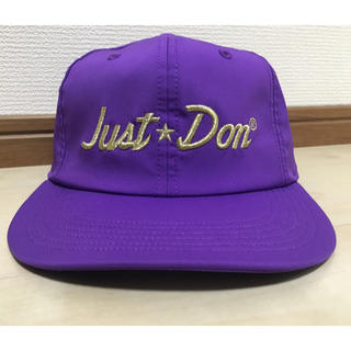 Supreme - JUST DON CAP キャップ READYMADE
