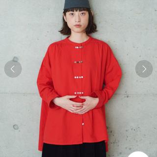 bulle de savon - bulle de savon VINTAGE COTTON四ツ子ボタンシャツ