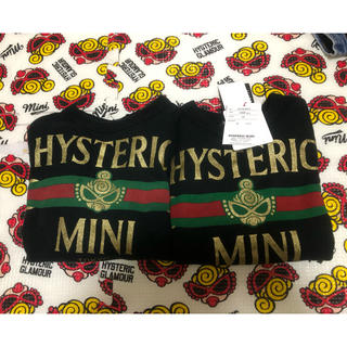 HYSTERIC MINI - トレーナー