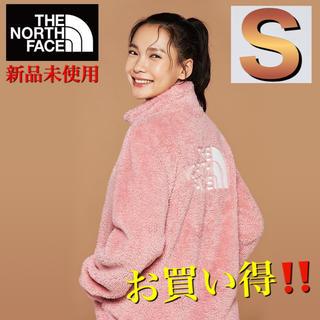 THE NORTH FACE - ◆海外限定◆THE NORTH FACE  ボアフリース ジャケット ピンクS