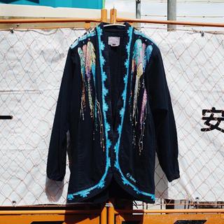 リーバイス(Levi's)の80's Vintage Denim hand painted jacket(Gジャン/デニムジャケット)