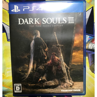PlayStation4 - DARK SOULS III THE FIRE FADES EDITION(ダー