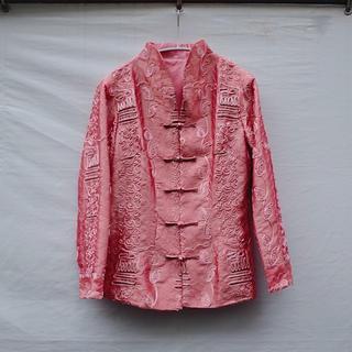 アメリヴィンテージ(Ameri VINTAGE)のVintage Embroidered China blouse(シャツ/ブラウス(長袖/七分))