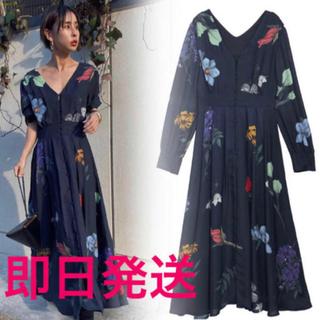 Ameri VINTAGE - Ameri Vintage☆Sサイズ☆2WAY AMANDA DRESS